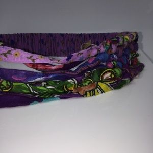 NATURAL LIFE Accessories - Natural Life BOHO Headband Purple Multi